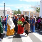Walk To Calvary Reenactment Bermuda March 25 2016 (84)