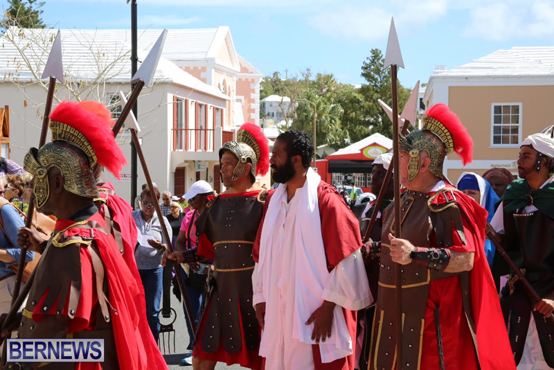 Walk-To-Calvary-Reenactment-Bermuda-March-25-2016-88