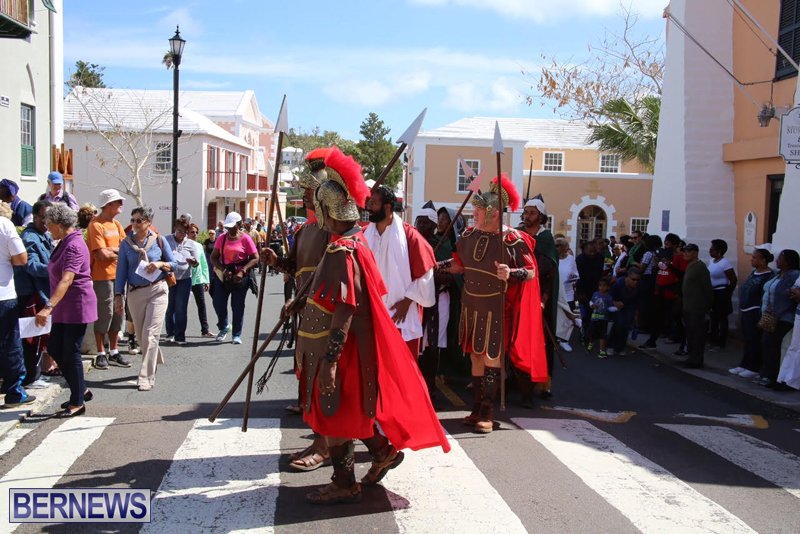 Walk-To-Calvary-Reenactment-Bermuda-March-25-2016-89