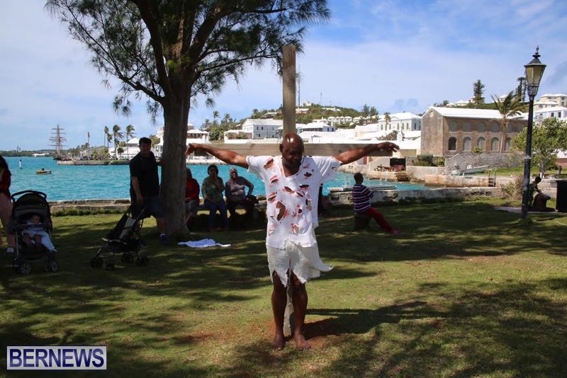 Walk-To-Calvary-Reenactment-Bermuda-March-25-2016-94