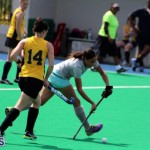 Women's Hockey Canaries Vs Budgies Bermuda March 17 2016 (1)