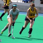 Women's Hockey Canaries Vs Budgies Bermuda March 17 2016 (13)