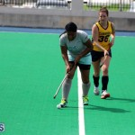 Women's Hockey Canaries Vs Budgies Bermuda March 17 2016 (14)