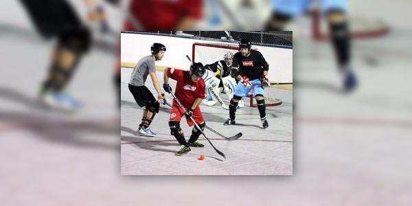 ball hockey bermuda March 3 2016