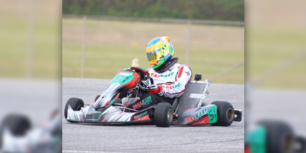 karting bermuda march 7 2016