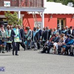 200th Anniversary Peppercorn Ceremony St George's Bermuda, April 20 2016-5