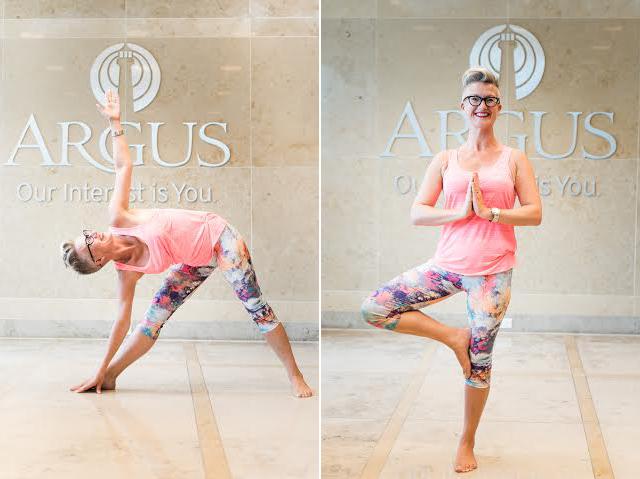 Argus Bermuda Yoga Festival April 11 2016