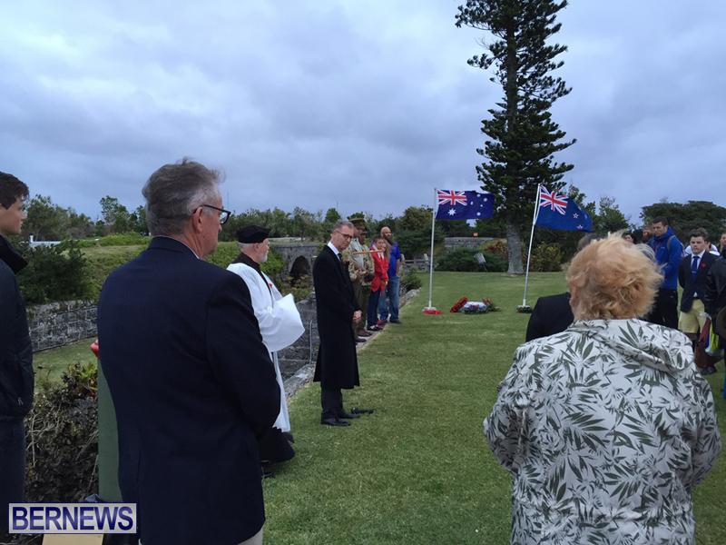 Bermuda AUS NZ Anzac Day service april 2016 (8)