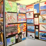 Bermuda Annual Senior & Middle School's Art Show - 51st Year, April 5 2016-132