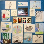 Bermuda Annual Senior & Middle School's Art Show - 51st Year, April 5 2016-147