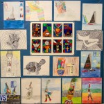 Bermuda Annual Senior & Middle School's Art Show - 51st Year, April 5 2016-148