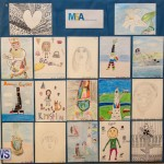 Bermuda Annual Senior & Middle School's Art Show - 51st Year, April 5 2016-149