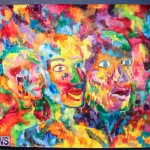 Bermuda Annual Senior & Middle School's Art Show - 51st Year, April 5 2016-32