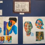 Bermuda Annual Senior & Middle School's Art Show - 51st Year, April 5 2016-36