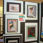 Bermuda Annual Senior & Middle School's Art Show - 51st Year, April 5 2016-54