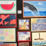 Bermuda Annual Senior & Middle School's Art Show - 51st Year, April 5 2016-76