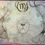 Bermuda Annual Senior & Middle School's Art Show - 51st Year, April 5 2016-81