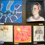 Bermuda Annual Senior & Middle School's Art Show - 51st Year, April 5 2016-86