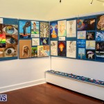 Bermuda Annual Senior & Middle School's Art Show - 51st Year, April 5 2016-88