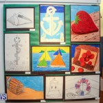 Bermuda Annual Senior & Middle School's Art Show - 51st Year, April 5 2016-9