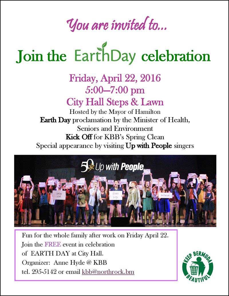 EARTH DAY 2016 City Hall - event flyer - final1