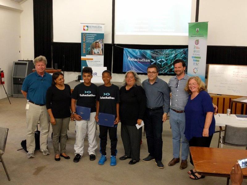 Fishackathon Bermuda 2016 104