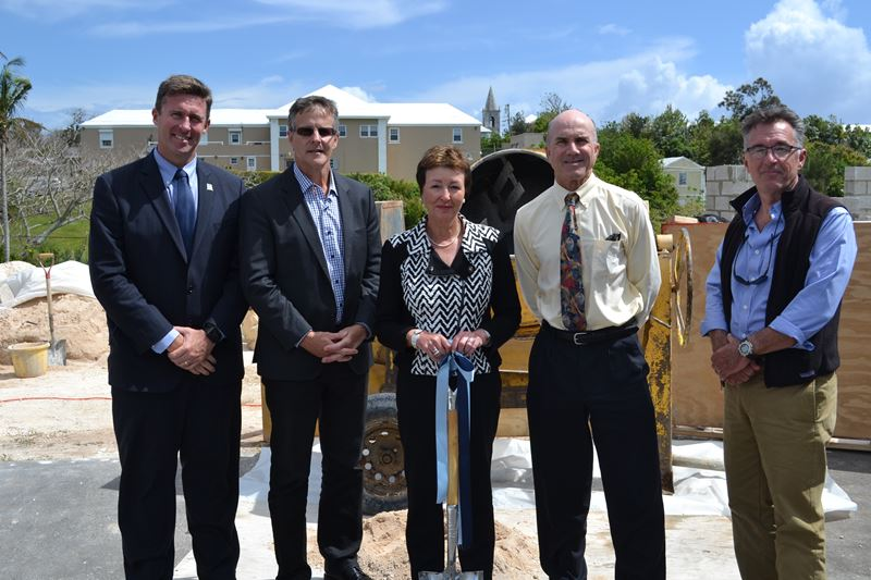 Ground breaking-Maggie McCorkell Student Commons (1)