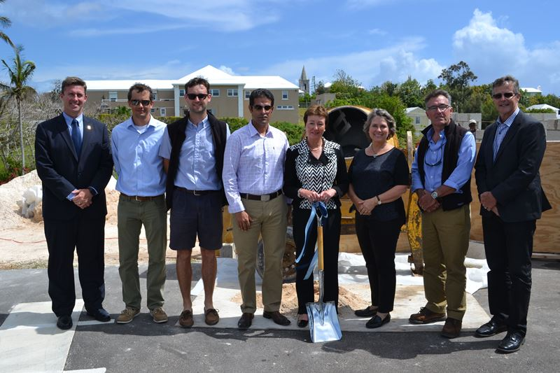 Ground breaking-Maggie McCorkell Student Commons (2)