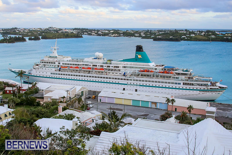 MS Albatros Phoenix Reisen Cruise Ship Bermuda, April 15 2016-1