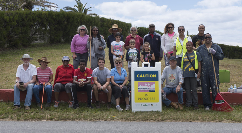 NBP Lighthouse Group Photo Bermuda April 26 2016