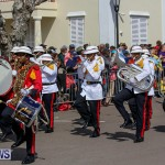 Peppercorn Ceremony 200th St George's Bermuda, April 20 2016-13