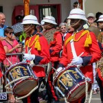 Peppercorn Ceremony 200th St George's Bermuda, April 20 2016-15