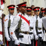 Peppercorn Ceremony 200th St George's Bermuda, April 20 2016-18