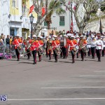 Peppercorn Ceremony 200th St George's Bermuda, April 20 2016-2