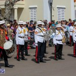 Peppercorn Ceremony 200th St George's Bermuda, April 20 2016-23