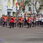 Peppercorn Ceremony 200th St George's Bermuda, April 20 2016-3