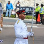 Peppercorn Ceremony 200th St George's Bermuda, April 20 2016-33