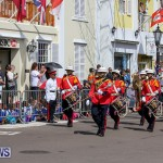 Peppercorn Ceremony 200th St George's Bermuda, April 20 2016-4