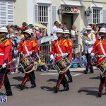 Peppercorn Ceremony 200th St George's Bermuda, April 20 2016-6