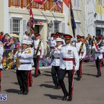 Peppercorn Ceremony 200th St George's Bermuda, April 20 2016-9