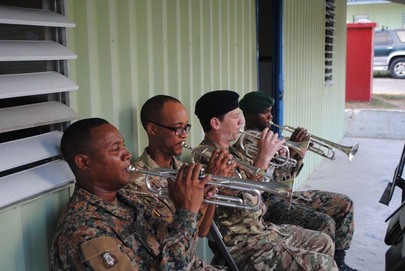 Regiment Band (2)