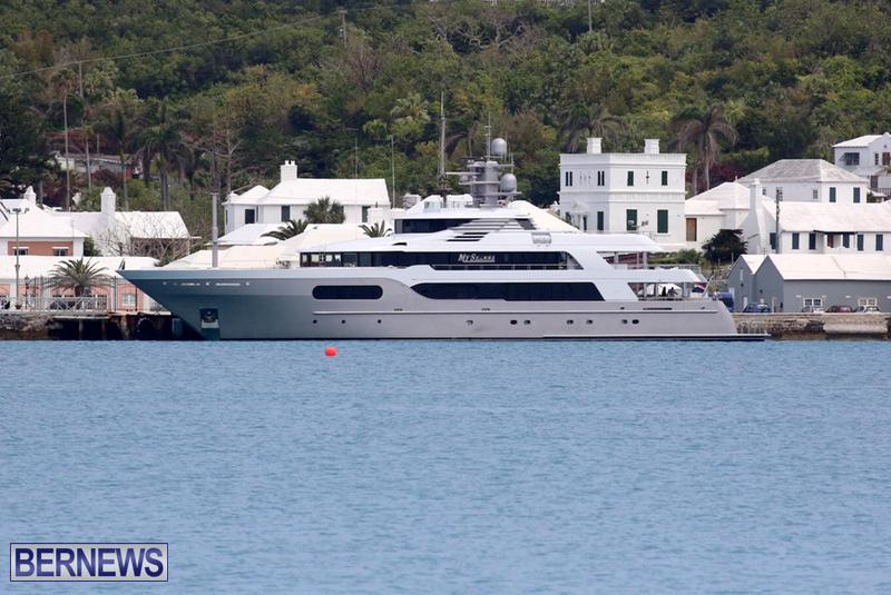 183-Ft Luxury Yacht