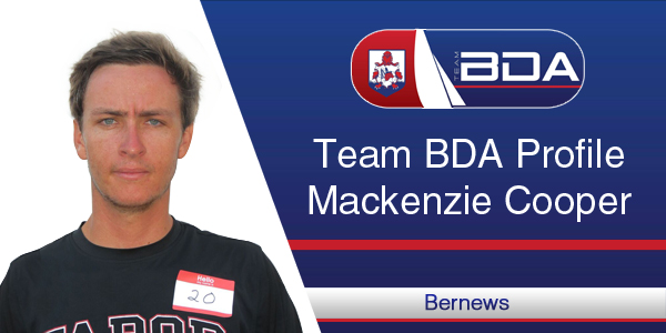 Team BDA Profile Mackenzie Cooper