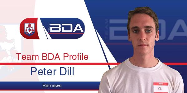 Team BDA Profile Peter Dill