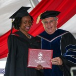 2016 Commencement at Bermuda College, May 19 2016-141