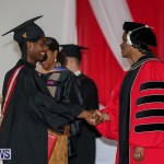 2016 Commencement at Bermuda College, May 19 2016-28
