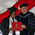 2016 Commencement at Bermuda College, May 19 2016-91