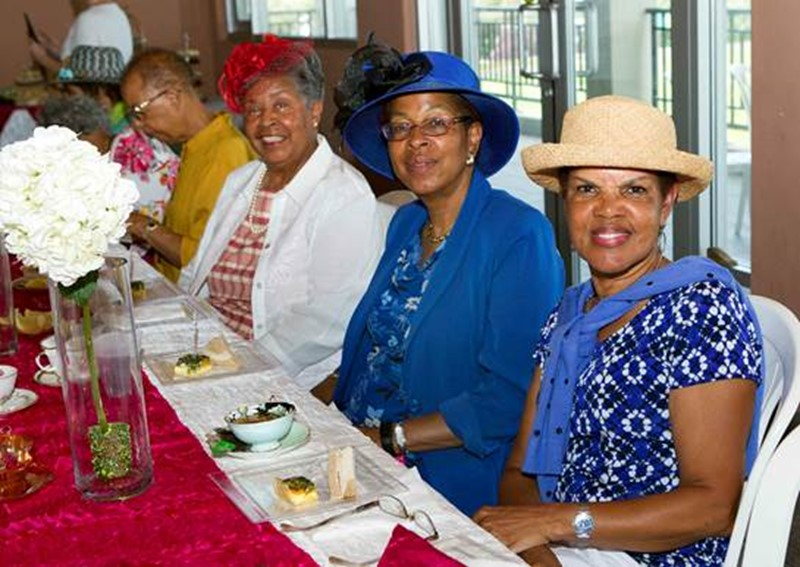 Annual Retired Nurses Tea (4)