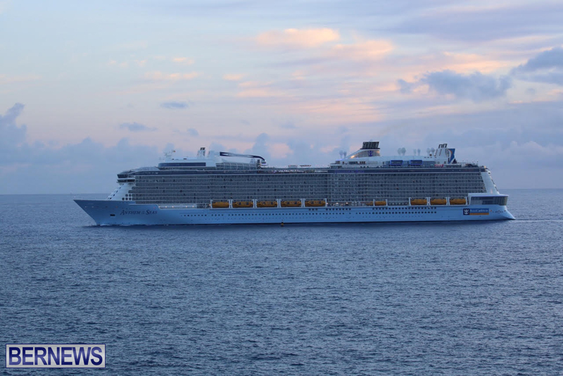 Anthem of the Seas Bermuda May 2 2016 (1)