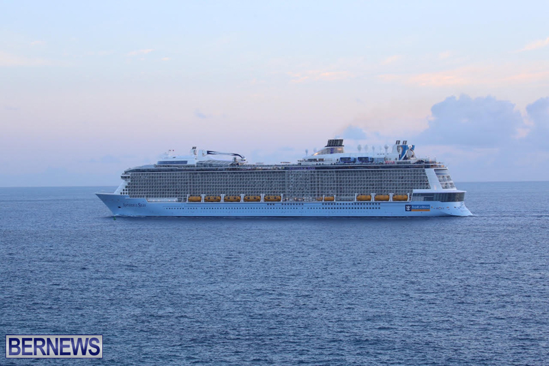 Anthem of the Seas Bermuda May 2 2016 (3)